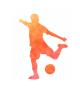 Munich Kickers Männchen Freigestellt